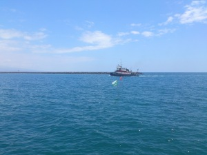 I found myself wondering; is this boat a metaphor?