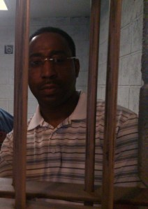 Sometimes the prison is in your mind.