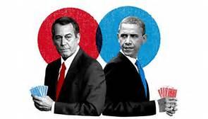 Obama Vs. Boehner
