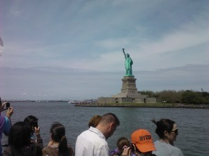 My first trip to Ellis Island in 2011