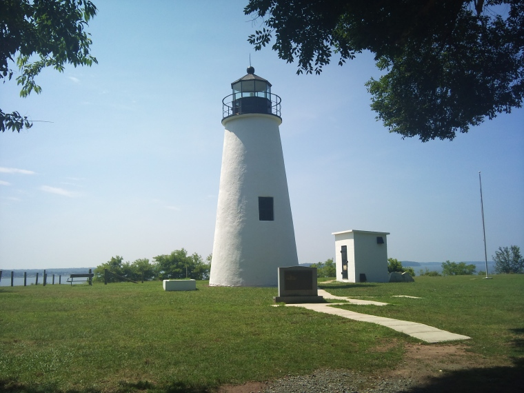 Turkey Neck Lighthouse - Elk Neck State Park