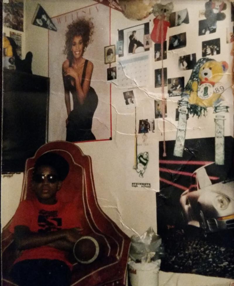 Shun P circa 1985